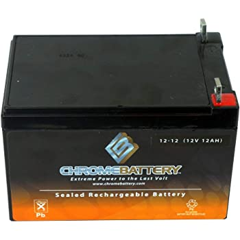 Mighty Max Battery 12V 12AH SLA Battery Replacement for Deltec PRM700-4 Pack Brand Product