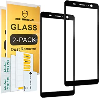 [2-PACK]-Mr.Shield For HTC U11 Plus/HTC U11+ [Japan Tempered Glass] [9H Hardness] [Full Cover] Screen Protector with Lifet...