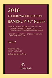 Collier Pamphlet Edition Part 2 (Bankruptcy Rules)