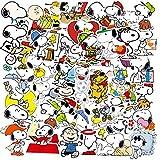 ZZHH SUNYU50 Pegatinas de Dibujos Animados Lindo Tronco Pegatinas computadora decoración de Pared Plana Cuenta de...