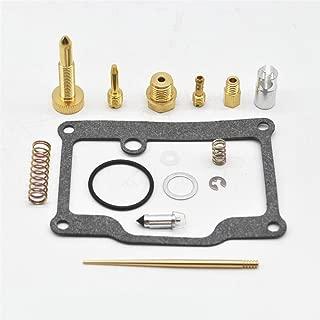 Carbman Carburetor Rebuild Kit Carb Repair for Polaris 1990-1995 Trail Blazer 250 1988-1999 Trail Boss