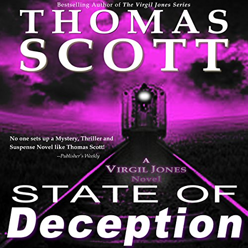 State of Deception audiobook cover art