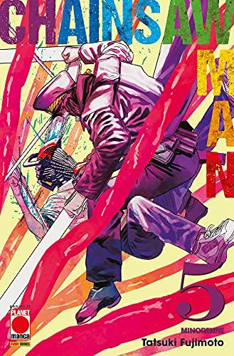 Chainsaw Man (Vol. 5)