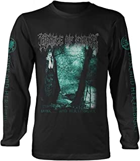 Cradle of Filth 'Dusk and Her Embrace' Long Sleeve Shirt