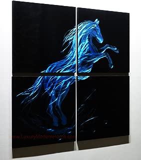MWA40 Blue Horse - 32