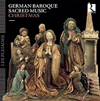 German Baroque Sacred Music - Christmas by Various