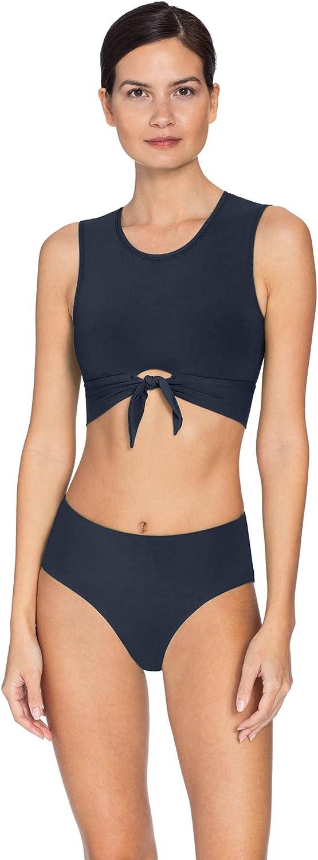 Robin Piccone Women's Ava Tank Bikini Top