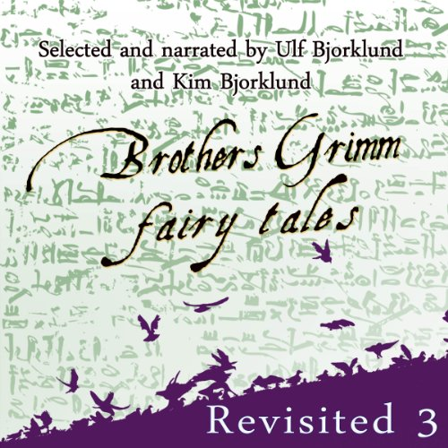 Brothers Grimm Fairy Tales Revisited cover art