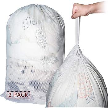Junior Joy Nappy Mesh Bag 2 Pack Bags
