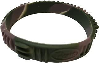 Fidgeto Sensory Fidget Bracelet (Small, Green Camouflage)