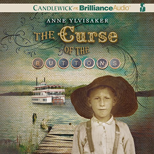 The Curse of the Buttons audiobook cover art