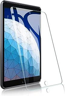 Maxku iPad Air 2019 ガラスフィルム iPad Air 3 10.5 インチ フィルム 強化液晶保護フィルム 高度透明 硬度9H 超薄型 高透過率 指紋気泡防止 自動吸着 飛散防止処理保護フィルム 10.5インチ iPad Air 対応
