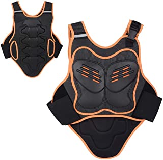 ZY Motorcycle Body Guard Vest Protective Jacket Guard Motorbike Motorcross Armour Armor Racing Clothing Protection Gear