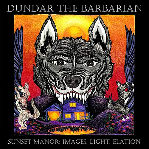 Sunset Manor: Images, Light, Elation [Explicit]