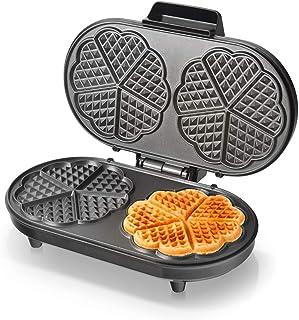 Saachi Waffle Maker, Black, NL-WM-1551