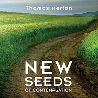 New Seeds of Contemplation audiobook cover art