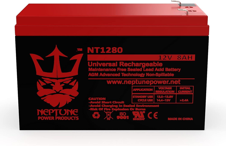 Max 65% OFF Neptune Repalcement famous Razor E90 Version Upgrade 8AH 6+ Battery 12V