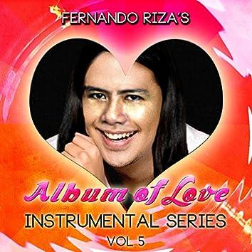 Fernando Riza's Album of Love - Instrumental Series, Vol. 5