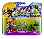 Figurine Skylanders - Swap Force - Wind Up + Sheep Wreck Island + Platinum Sheep + Groove Machine