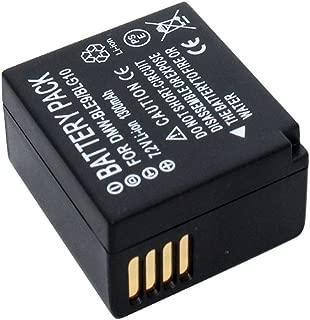 Battery Pack for Panasonic Lumix DMC-TZ80, DMC-TZ81, DMC-TZ85, DC-TZ90, DC-TZ91, DMC-TZ100, DMC-TZ101, DDMC-TZ110, DC-TZ200, DC-TZ220 Digital Camera