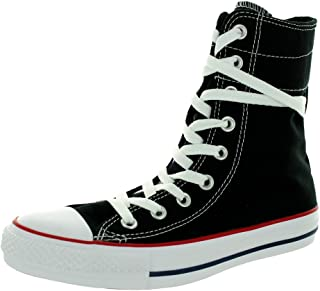 Women's Chuck Taylor Hi-Rise Xhi Black/White Casual Shoe 8 Women US