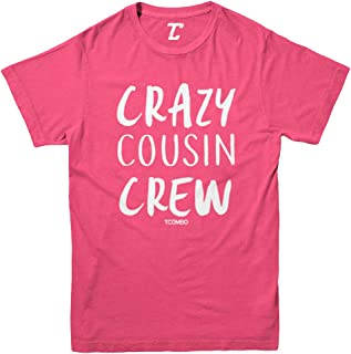 Crazy Cousin Crew - Cute Funny Youth T-Shirt