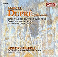 Marcel Dupre: Organ Works Vol.1