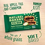 Health Shopping Nature's Bakery Whole Wheat Fig Bar, Vegan + Non-GMO