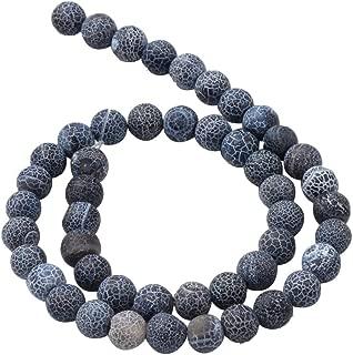 blue crackle agate