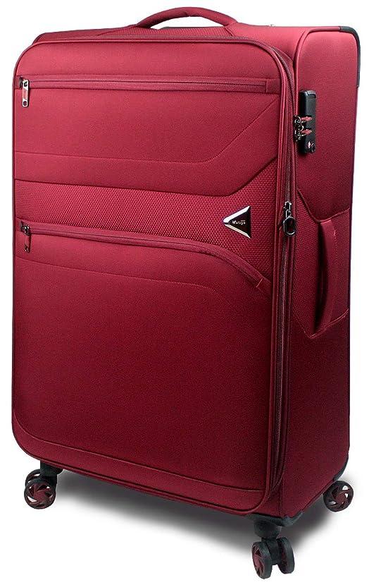 プレビスサイト嬉しいですロール【SUCCESS サクセス】 スーツケース キャリーケース 3サイズ( 大型Lサイズ?中型Mサイズ?小型Sサイズ ) TSAロック 超軽量ソフトケース ソフィアライト