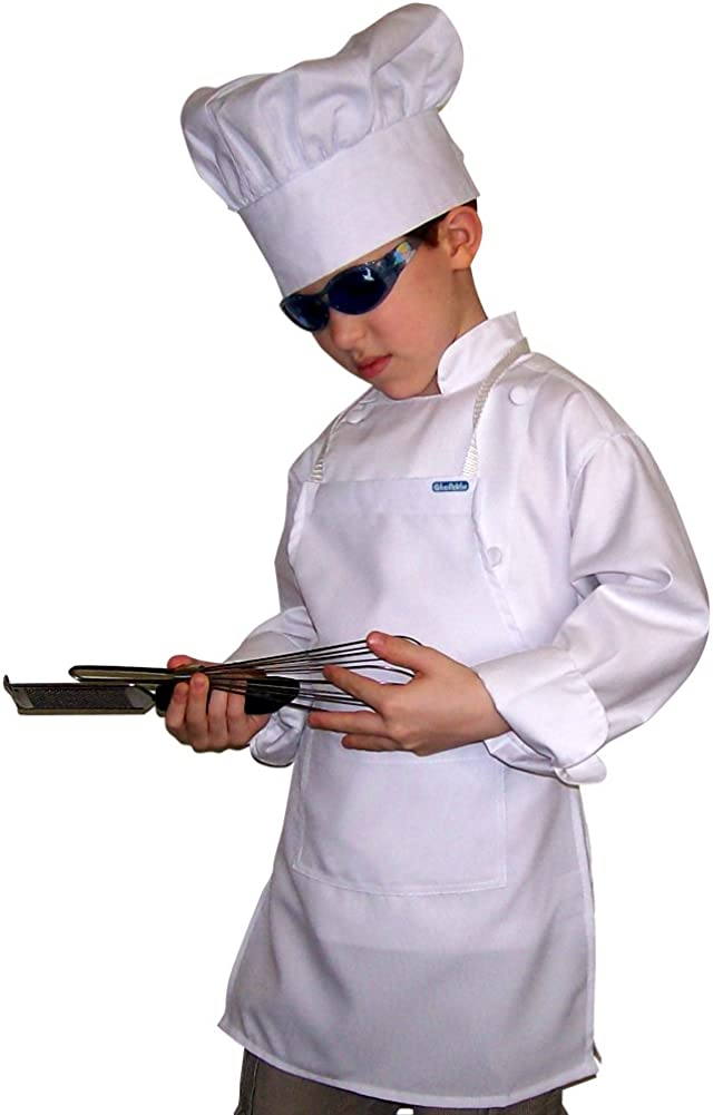Max 52% OFF Chefskin White Apron Lot Children Wholesale Ranking TOP5 Kids