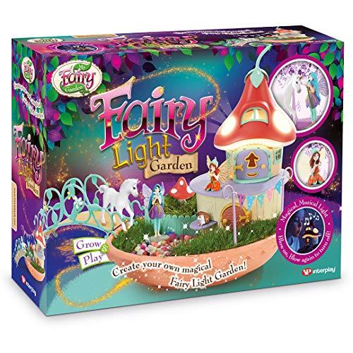 My Fairy Garden FG401 Fairy Light Garden, Multi