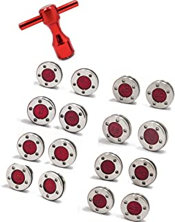 [WALLER PAA] 2x5g~40g Golf Custom Weights + Red Wrench For Titleist Scotty Cameron Putters