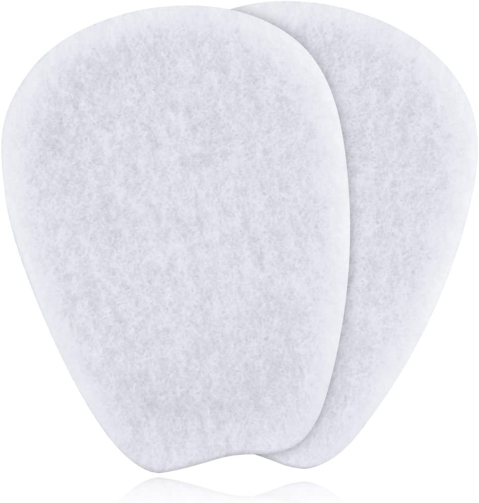 7 Pairs of Felt Tongue Pads Cushion Ranking TOP3 for Large Max 76% OFF Shoes Size