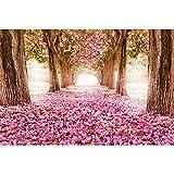 Puzzle Sakura Park Happy Road Jigsaw, Adulto De Madera Adultos De Descompresión Y Relajación Juego De Juguetes Educativos para Niños Regalo De Diversión 500/1000/1500 Piezas
