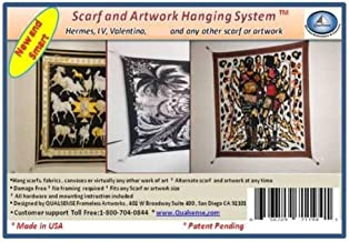 Scarf Hanging System