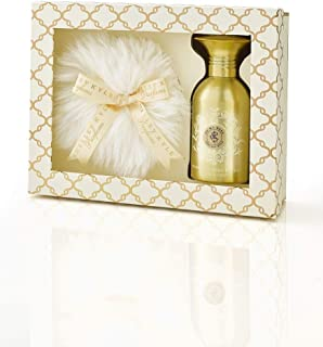Shelley Kyle Shelley Kyle De Ma Mere Shimmer Powder Talc Box Set, 4 Ounce,