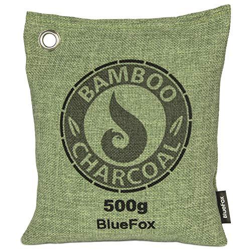 BlueFox 500g natürliche Luftentfeuchter Auto Badezimmer-Schrank Geruch...