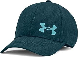 قبعة رجالي UA ArmourVent مطاط بلون سماوي داكن