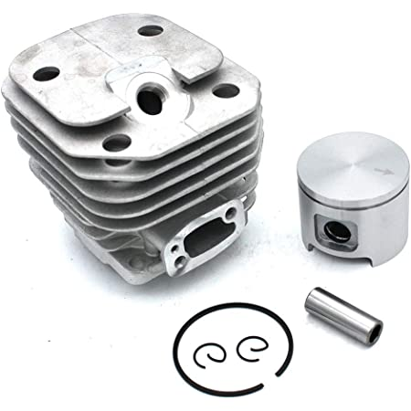 Cylinder Piston Kit Clips Replace For Stihl BG 45 BG 55 BG Leaf-Blower Parts