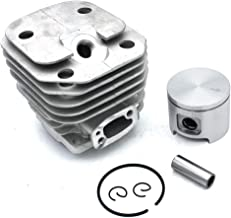 P SeekPro Cylinder Piston Kits 48mm for Jonsered 630 630 Super II PN 503517502