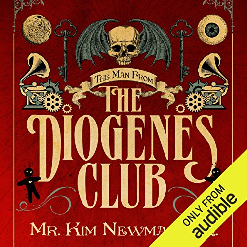 The Man from the Diogenes Club audiobook cover art