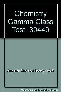 Chemistry Gamma Class Test Volume 1 & Volume 2