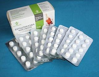 LOVARE Succinic Acid Amber Acid 80 tabs/0.25g