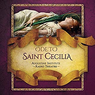 Ode to Saint Cecilia audiobook cover art