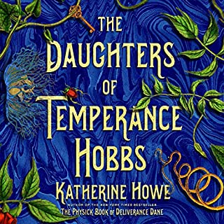 The Daughters of Temperance Hobbs audiobook cover art