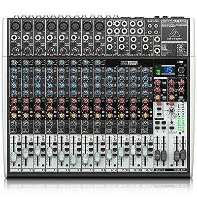 Behringer X2222USB Xenyx 22 Input 2/2 Bus Mixer
