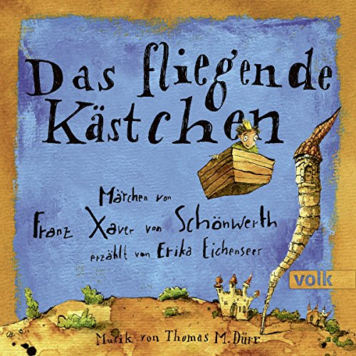 Das fliegende Kästchen audiobook cover art