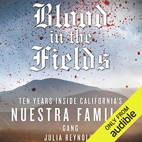 Blood in the Fields audiobook cover art