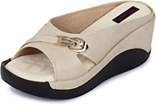 TRASE Wedges for Women - 2.5 Inch Heel